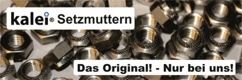 Kalei Setzmutter - das Original von der Fichtner GmbH!