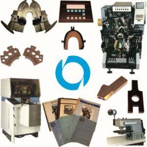 Ersatzteile, Service, Kataloge, Neu und gebrauchte Schuhmaschinen für die Hersteller