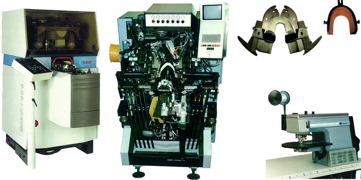 DVSG - Deutsche Vereinigte Schuhmaschinen GmbH BUSM - British United Shoe-Machine Company Ltd. USM - United Shoe Machinery Corporation SAMCO Ersatzteile und Werkzeuge fuer Schuhmaschinen bietet die Fichtner GmbH in 61191 Rosbach