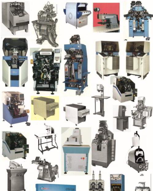 Ersatzteile Service für DVSG – Deutsche Vereinigte Schuhmaschinen GmbH BUSM – British United Shoe-Machine Company Ltd. USM – United Shoe Machinery Corporation SAMCO Powasert Maschinen Neumaschinen